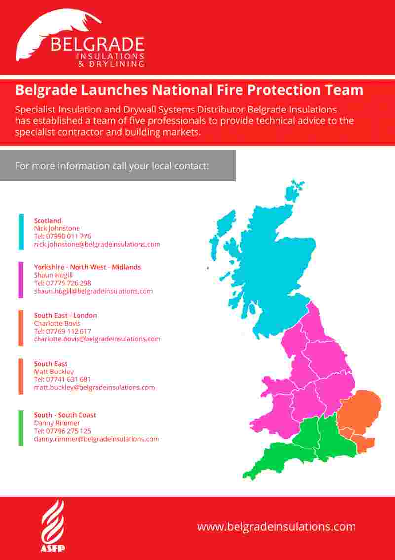 Belgrade Launches National Fire Protection Team!