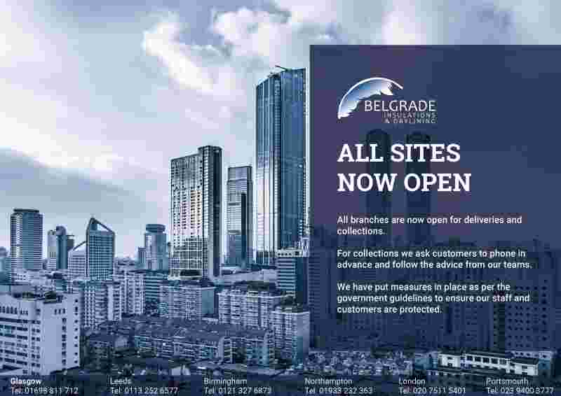 All Sites Now Open