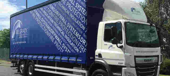 New Truck for Glasgow!